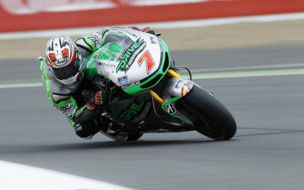 2014 MotoGP Championship  British Grand Prix.  Silverstone, England. 29th - 30st August 2014.  Hiroshi Aoyama, Aspar Honda.  Ref: _W1_5529. World copyright: Kevin Wood/LAT Photographic