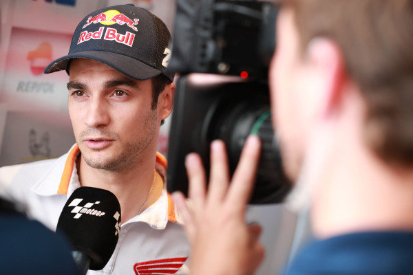 Dani Pedrosa, Repsol Honda Team.
