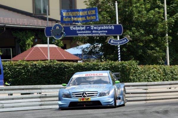 Jamie Green (GBR), Junge Sterne AMG Mercedes C-Klasse (2008).DTM, Rd4, Norisring, Nuremberg, Germany. 2-4 July 2010 World Copyright: LAT PhotographicRef: Digital Image dne1003jy58