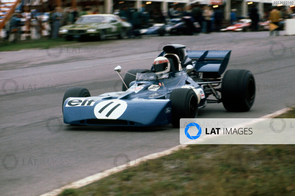 Mosport Park, Canada. 19 September 1971. 