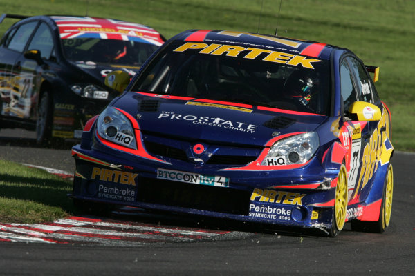 Brands Hatch, Kent. 9th-10th October 2010
