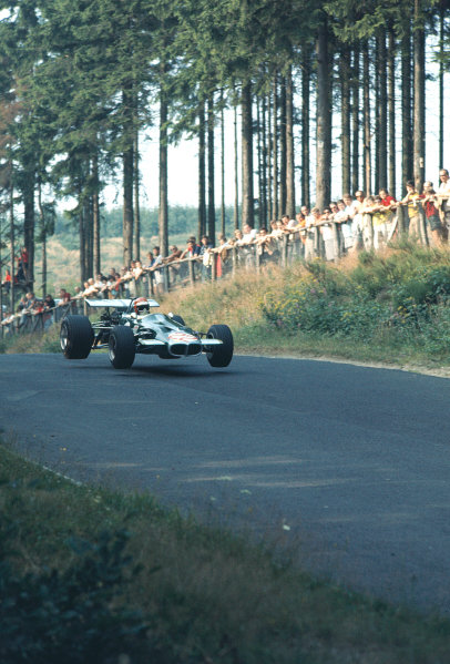 1969 German Grand Prix F2 Class.