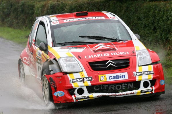 2006 British Rally ChampionshipUlster Rally, Armagh.2nd September 2006Kris MeekeWorld Copyright - Ebrey/LAT Photographic