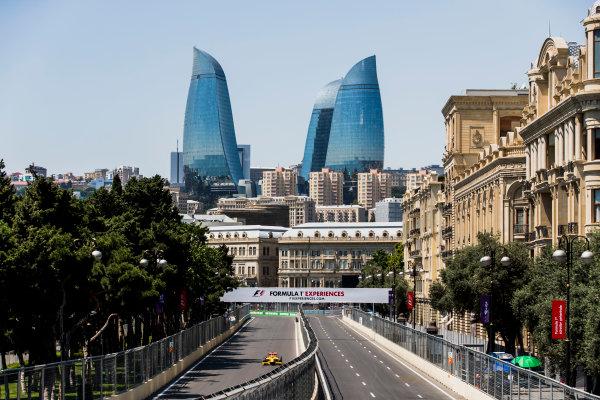 2017 FIA Formula 2 Round 4. Baku City Circuit, Baku, Azerbaijan. Friday 23 June 2017. Norman Nato (FRA, Pertamina Arden)  Photo: Zak Mauger/FIA Formula 2. ref: Digital Image _56I6699