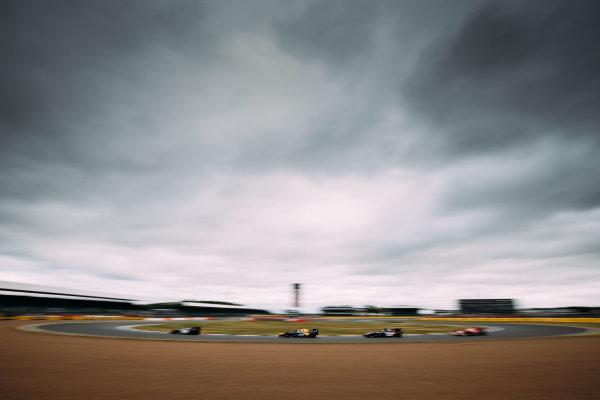 2017 FIA Formula 2 Round 6. Silverstone, Northamptonshire, UK. Sunday 16 July 2017. Oliver Rowland (GBR, DAMS).  Photo: Malcolm Griffiths/FIA Formula 2. ref: Digital Image MALC7354