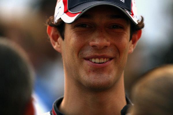 Marina Bay Circuit, Singapore.20th September 2012.Bruno Senna, Williams F1 Team. World Copyright: Andy Hone/LAT Photographicref: Digital Image HONZ1062
