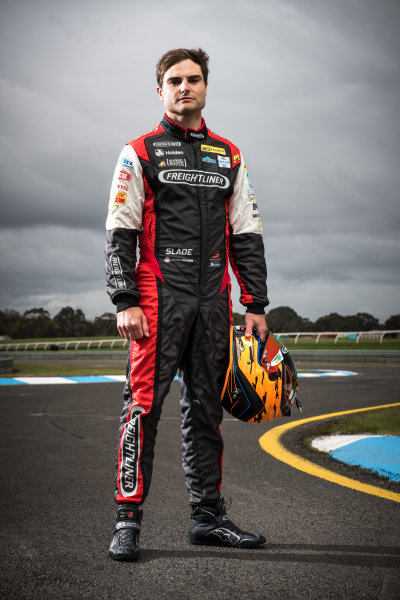 2017 Supercars Championship Round 10.  Sandown 500, Sandown Raceway, Springvale, Victoria, Australia. Thursday 14th September to Sunday 17th September 2017. Tim Slade, Brad Jones Racing Holden.  World Copyright: Daniel Kalisz/LAT Images Ref: Digital Image 140917_VASCR10_DKIMG_0493.jpg