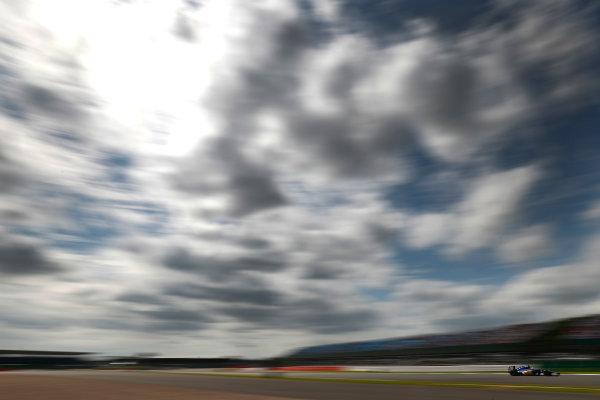 Silverstone, Northamptonshire, UK Friday 08 July 2016. Marcus Ericsson, Sauber C35 Ferrari. World Copyright: Glenn Dunbar/LAT Photographic ref: Digital Image _V2I7597