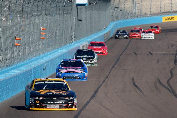 NASCAR XFINITY Series Ticket Galaxy 200 Phoenix Raceway, Avondale, AZ USA Saturday 11 November 2017 Brendan Gaughan, South Point Hotel & Casino Chevrolet Camaro World Copyright: Matthew T. Thacker LAT Images
