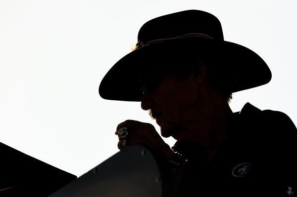 Monster Energy NASCAR Cup Series AAA Texas 500 Texas Motor Speedway Fort Worth, TX USA Saturday 4 November 2017 Richard Petty, car for Aric Almirola (43), Richard Petty Motorsports, Smithfield Ford Fusion. World Copyright: John K Harrelson LAT Images