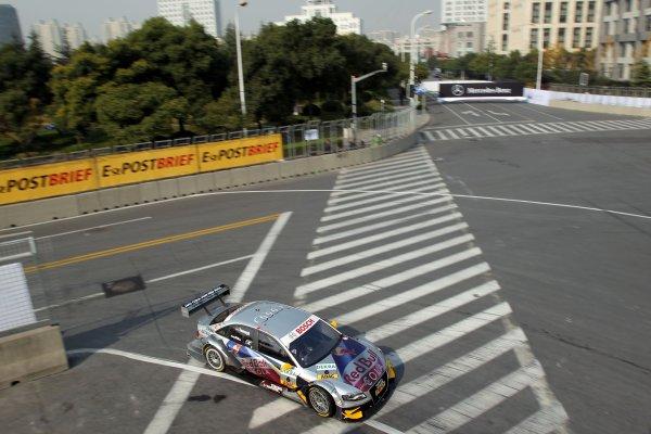 Martin Tomczyk (GER), Audi Sport Team Abt Sportsline.DTM, Rd11, Shanghai, China, 26-28 November 2010.World Copyright: LAT Photographicref: dne1027no85