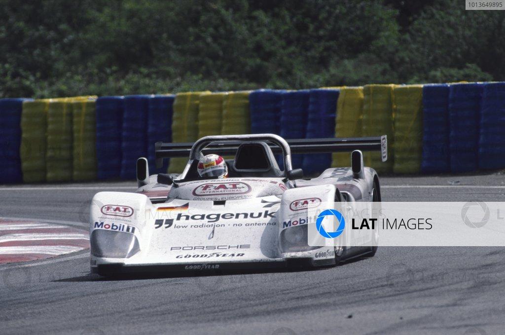 1997 Le Mans 24 Hours.