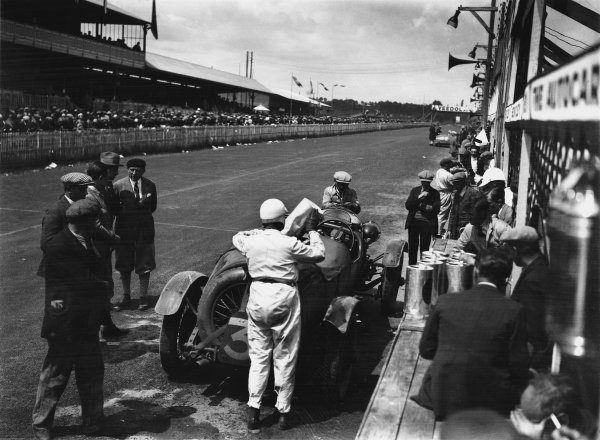 Le Mans, France. 16th - 17th June 1928.