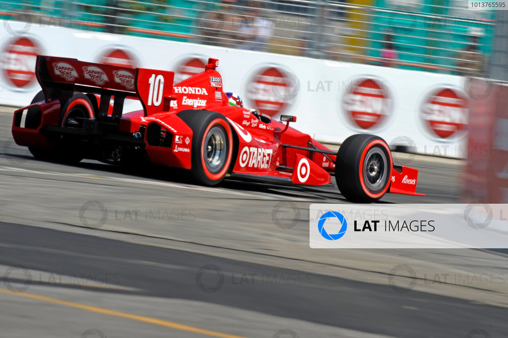 2012 IndyCar Toronto