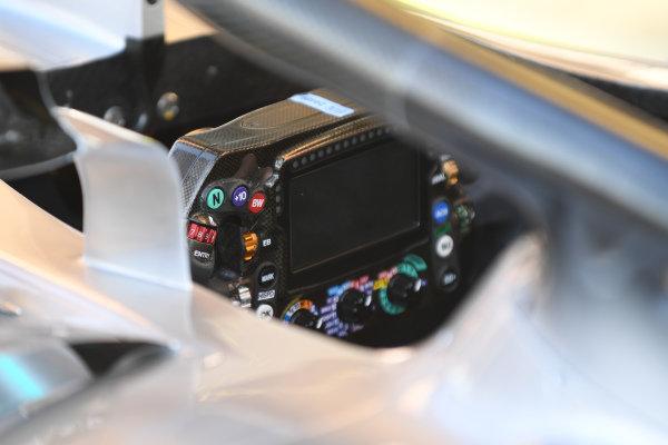 Mercedes-AMG F1 W09 EQ Power+ steering wheel