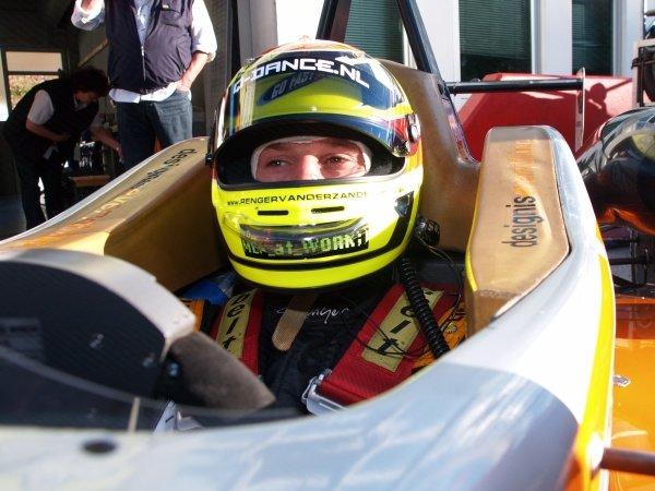 Renger van der Zande (NED) SMS Seyffarth Motorsport.Recaro Formel 3 Cup, Rd9, Salzburgring, Austria, 16-17 September 2006.DIGITAL IMAGE