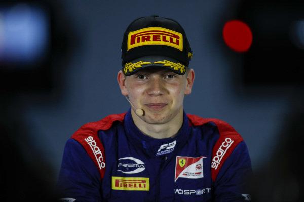 Robert Shwartzman (RUS) PREMA Racing