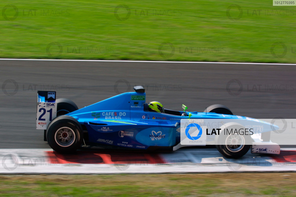 2002 International F3000 - Race