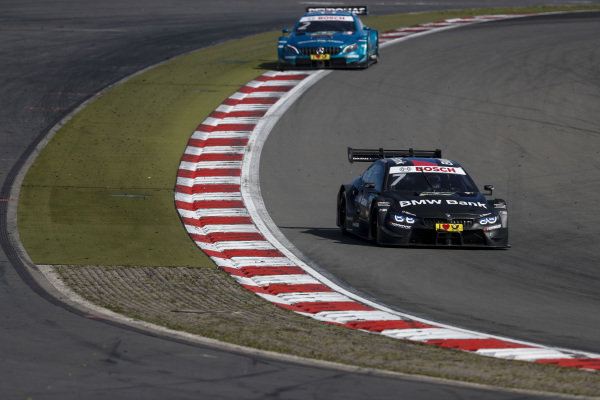 Bruno Spengler, BMW Team RBM, BMW M4 DTM.