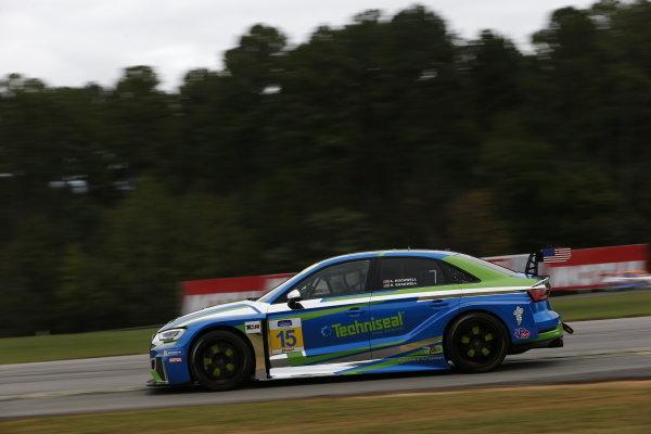 #15: Rockwell Autosport Development Audi RS3 LMS SEQ, TCR: Alex Rockwell, Eric Rockwell