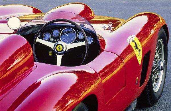 Ferrari 500 Testa Rossa, 1956