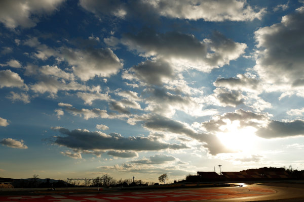 Circuit de Catalunya, Barcelona, Spain Thursday 25 February 2016. World Copyright: Alastair Staley/LAT Photographic ref: Digital Image _79P4927