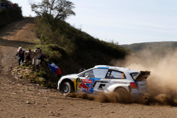 2013 World Rally Championship Rally Portugal 11th - 14th April 2013 Jari-Matti Latvala, VW, action Worldwide Copyright: McKlein/LAT