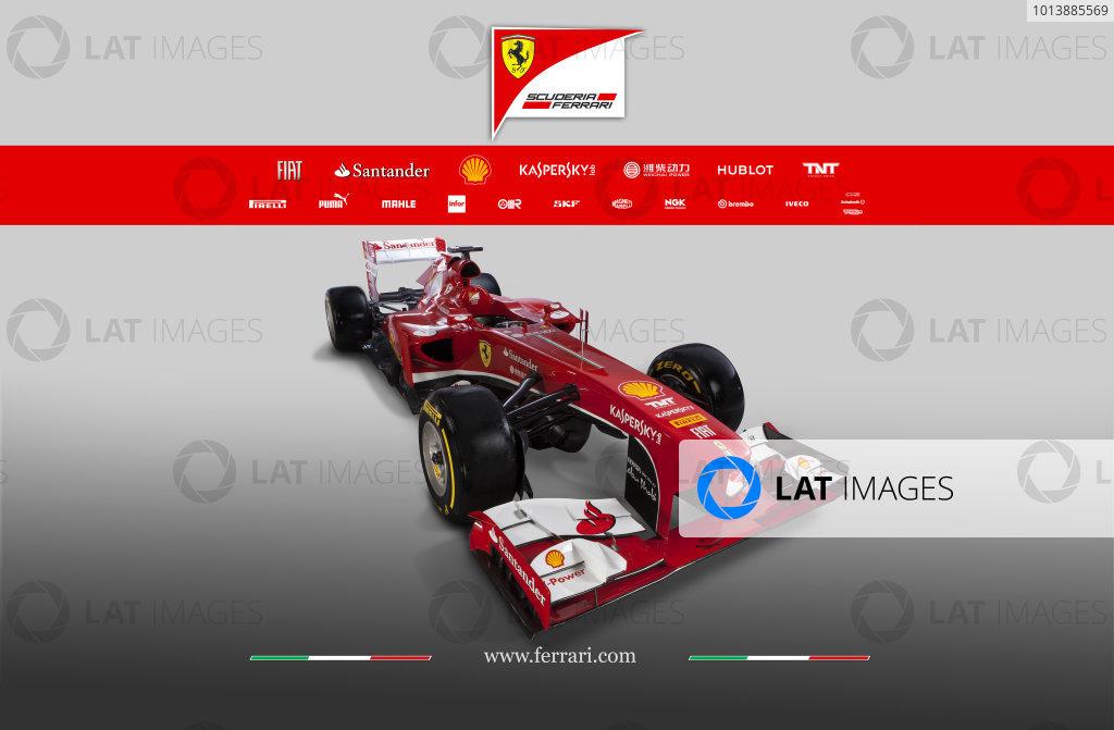 Ferrari F138 Launch