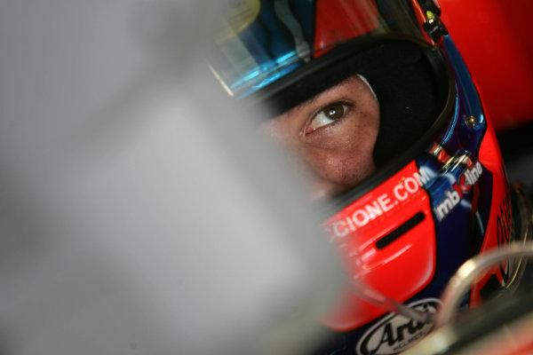 11.04 2009 Portimao, Portugal, Clivio Piccione (MON) Driver of A1 Team Monaco - A1GP World Cup of Motorsport 2008/09, Round 6, Algarve, Saturday Practice - Copyright A1GP - Free for editorial usage