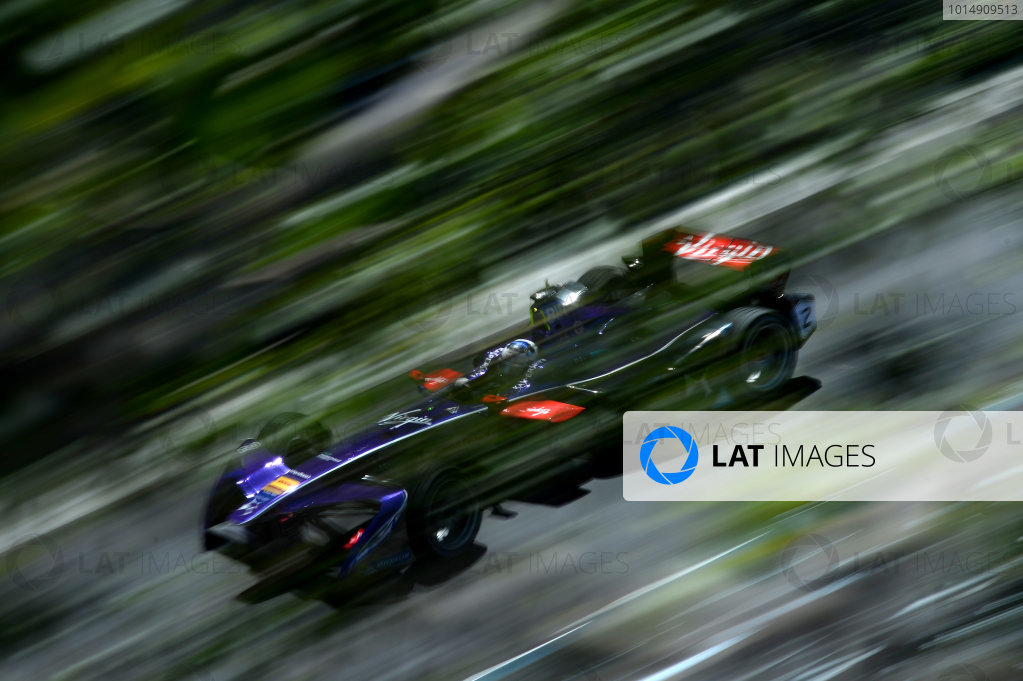 Hungaroring, Budapest, Hungary.  Sunday 30 July 2017. Sam Bird (GBR), DS Virgin Racing, Spark-Citroen, Virgin DSV-02. World Copyright: Patrik Lundin/LAT Images  ref: Digital Image PL2_1184 copy