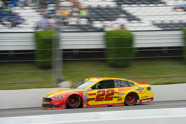 29-31 July, 2016, Long Pond, Pennsylvania USA Joey Logano ?2016, John Harrelson / LAT Photo USA