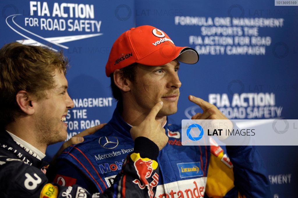 2011 Abu Dhabi Grand Prix - Saturday