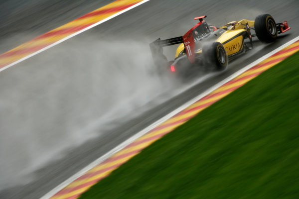 Spa - Francorchamps, Spa, Belgium. 26th August. 
