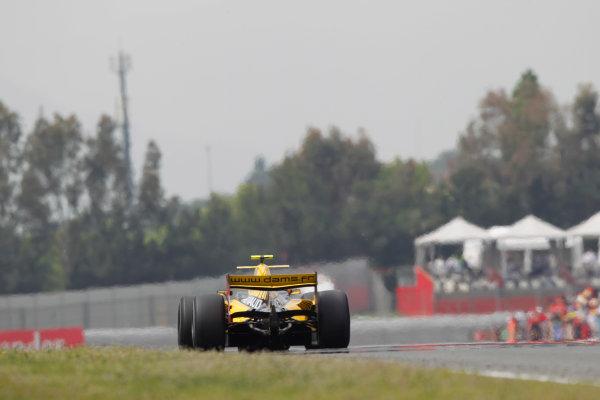 Circuit de Catalunya, Spain. 9th May 2010. Ho - Ping Tung (CHN, Dams). Action. Photo: Andrew Ferraro/GP2 Media Service.Ref: _Q0C3093 jpg