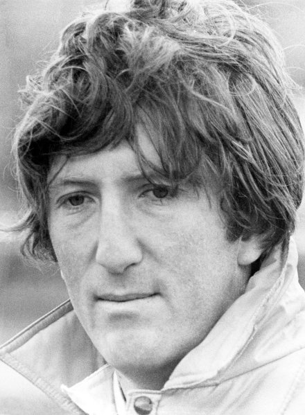 Jochen Rindt, portraitWorld Copyright: LAT Photographic.Ref: B/W Print.