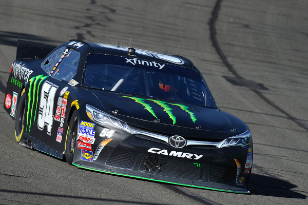 20-21 March, 2015, Fontana, California USA Denny Hamlin, Monster Energy Toyota Camry ?2015, Jennifer Coleman LAT Photo USA