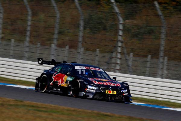 2017 DTM Round 9  Hockenheimring, Germany  Sunday 15 October 2017. Marco Wittmann, BMW Team RMG, BMW M4 DTM  World Copyright: Alexander Trienitz/LAT Images ref: Digital Image 2017-DTM-HH2-AT3-2013