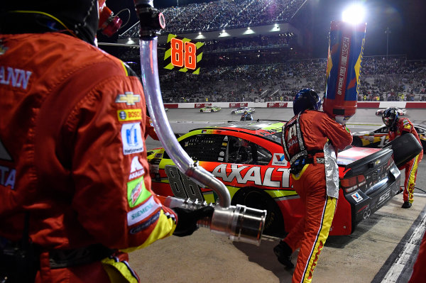 Monster Energy NASCAR Cup Series Federated Auto Parts 400 Richmond Raceway, Richmond, VA USA Sunday 10 September 2017 Dale Earnhardt Jr, Hendrick Motorsports, Axalta Chevrolet SS World Copyright: Rusty Jarrett LAT Images
