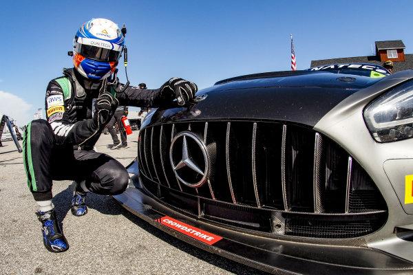 #33 Mercedes-AMG GT3  Mikael Grenier, Winward Racing, Fanatec GT World Challenge America powered by AWS, Pro, SRO America, Virginia International Raceway, Alton, VA, June 2021.