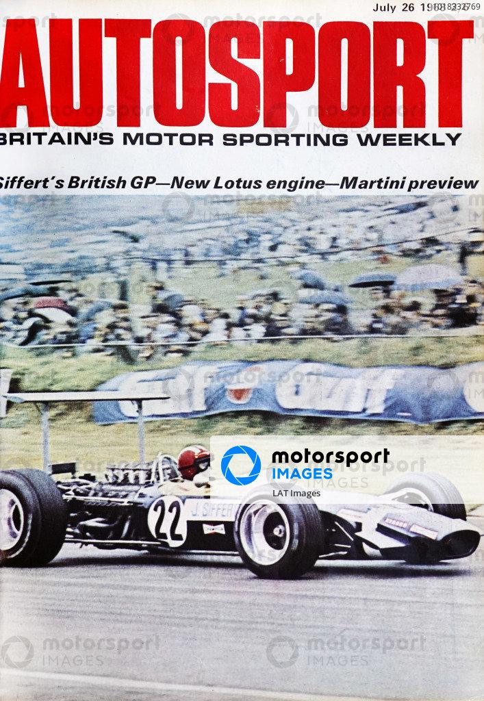 Autosport Covers 1968