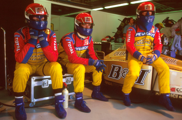 Monza, Italy.