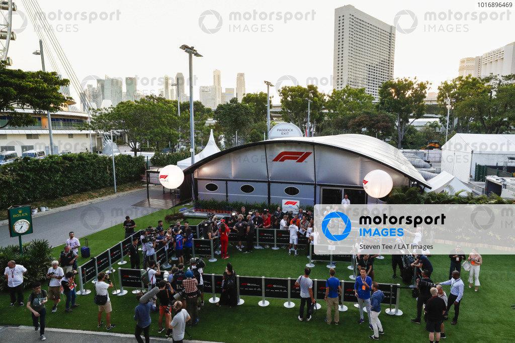 Singapore GP Photo | Motorsport Images