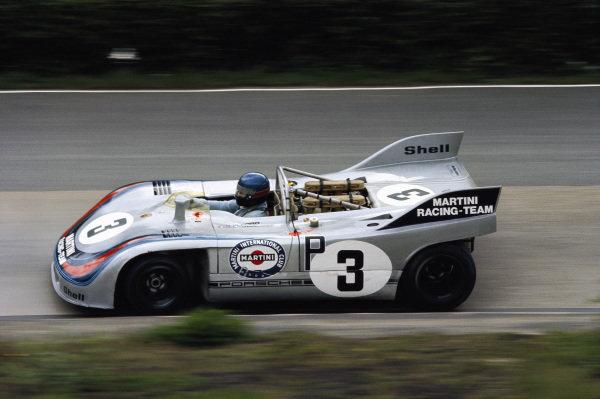 Vic Elford / Gérard Larrousse, International Martini Racing Team, Porsche 908/03 008.