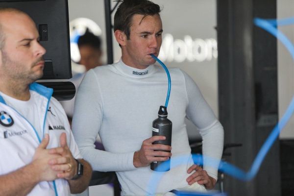Kyle Kirkwood (USA), Rookie Test Driver for BMW I Andretti Motorsports, BMW iFE.20