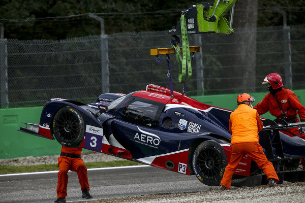 #3 Ligier JS P320 - Nissan / UNITED AUTOSPORTS / James McGuire / Duncan Tappy / Andrew Bentley