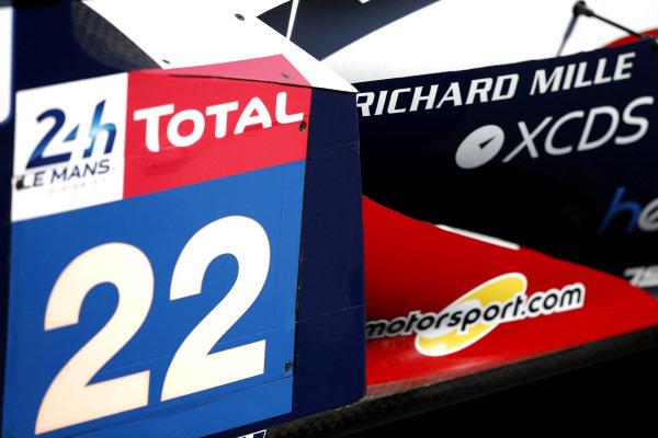 #22 United Autosports Ligier JSP217 Gibson: Philip Hanson, Filipe Albuquerque, Paul di Resta.