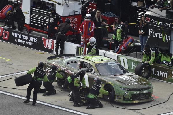 #0: Jeffrey Earnhardt, JD Motorsports, Chevrolet Camaro LifeGR 9/11 Tribute