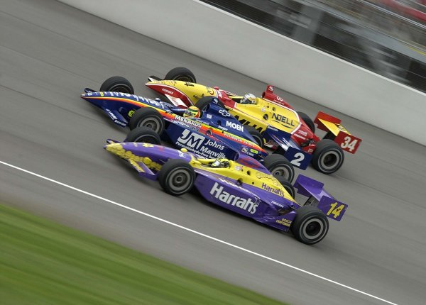2002 IRL Michigan, 28 July, 2002