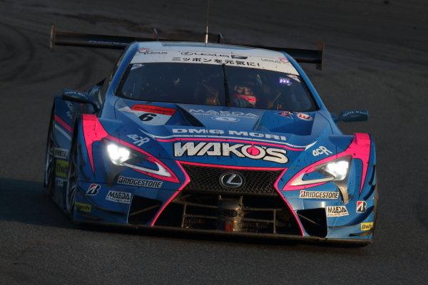 GT500 Winner Kazuya Oshima & Kenta Yamashita, Lexus Team Le Mans Wako's 4CR Lexus LC500