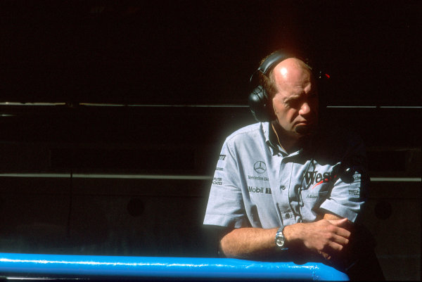 2000 Italian Grand Prix.